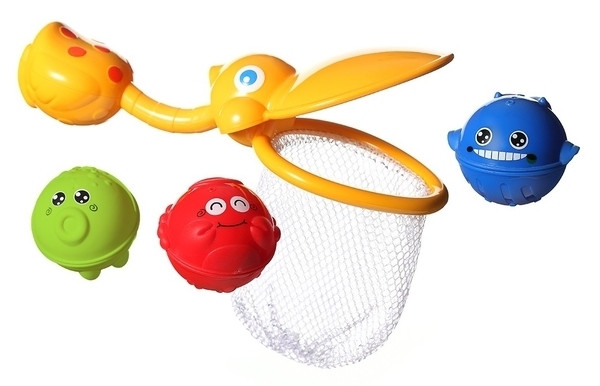 Игрушка для ванной BabyOno Пеликан Пако (881)