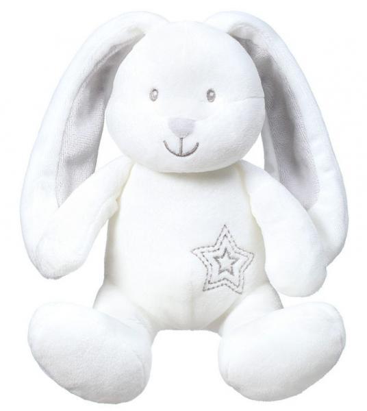 Игрушка-обнимашка BabyOno Кролик Джими (1164)
