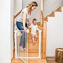 Универсальное защитное ограждение BabyOno Безопасный дом (943), фото 6