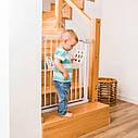 Универсальное защитное ограждение BabyOno Безопасный дом (943), фото 7