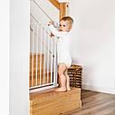 Универсальное защитное ограждение BabyOno Безопасный дом (943), фото 8