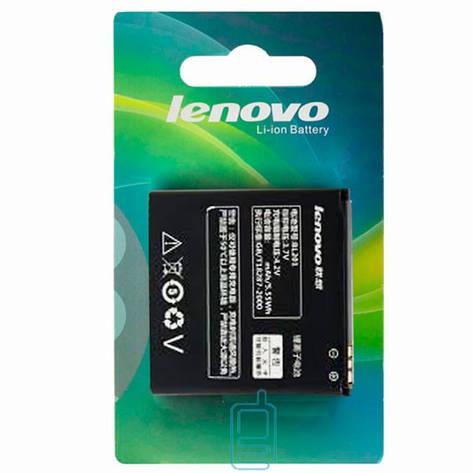 Аккумулятор Lenovo BL201 1500 mAh A60 AAA класс блистер, фото 2