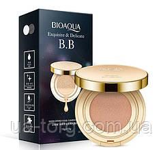 Кушон BIOAQUA Exquisite & Delicate BB Cushion Cream 15 г