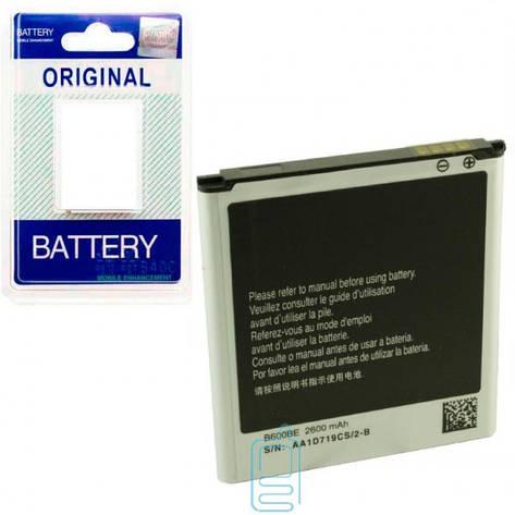 Аккумулятор Samsung EB-B600BE 2600 mAh i9500 AAAA/Original пластик.блистер, фото 2