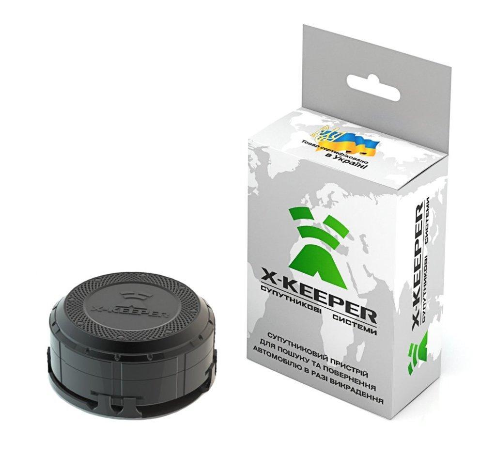 GPS\GSM закладка X-Keeper Invis S Duos UA