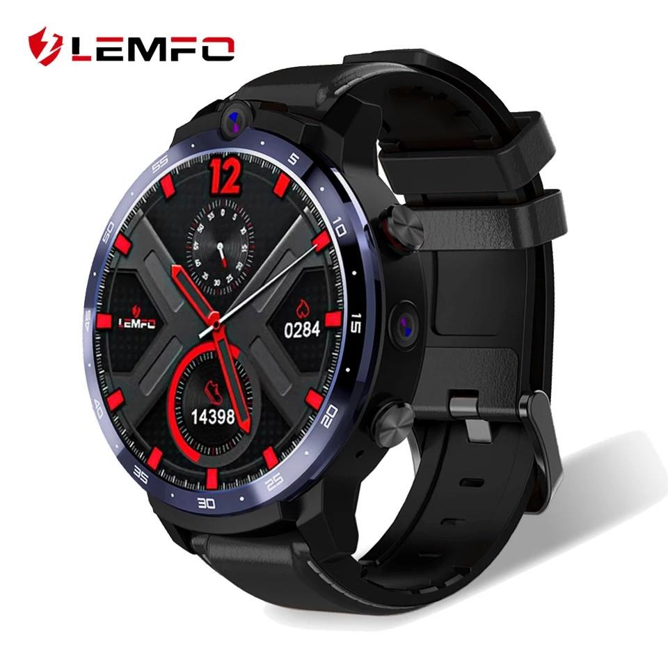 LEMFO LEM 12 Pro RAM 4ГБ / 64ГБ ROM / smart watch LEMFO LEM12