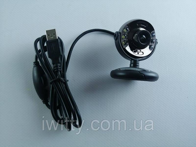 Веб камера Fast Y-13 1280x1024