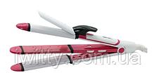 Утюжок  стайлер для волос 3 в 1 Gemei GM-2921, фото 3