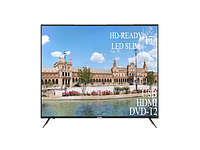 """Современный Телевизор Liberton 17"""" HD-Ready+DVB-T2+USB, фото 1"""
