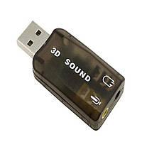Звуковая карта Dynamode 3D Sound (5.1) USB-SoundCard 2.0