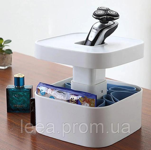 Органайзер для ванної кімнати