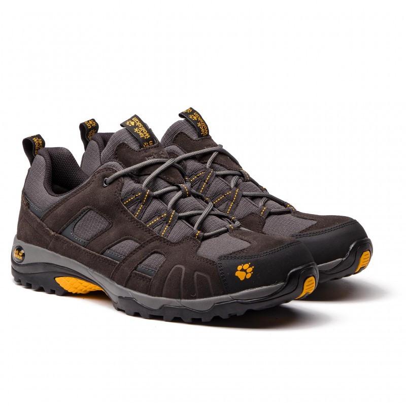 Кросівки чоловічі для активного відпочинку Jack Wolfskin VOJO HIKE TEXAPORE M 43 26,5 см