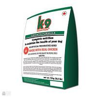 K9 Selection GROWTH FORMULA сухой корм для щенков, беременных и кормящих сук 12кг.