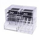 Органайзер для косметики Cosmetic Storage Box 4 в 1, фото 2