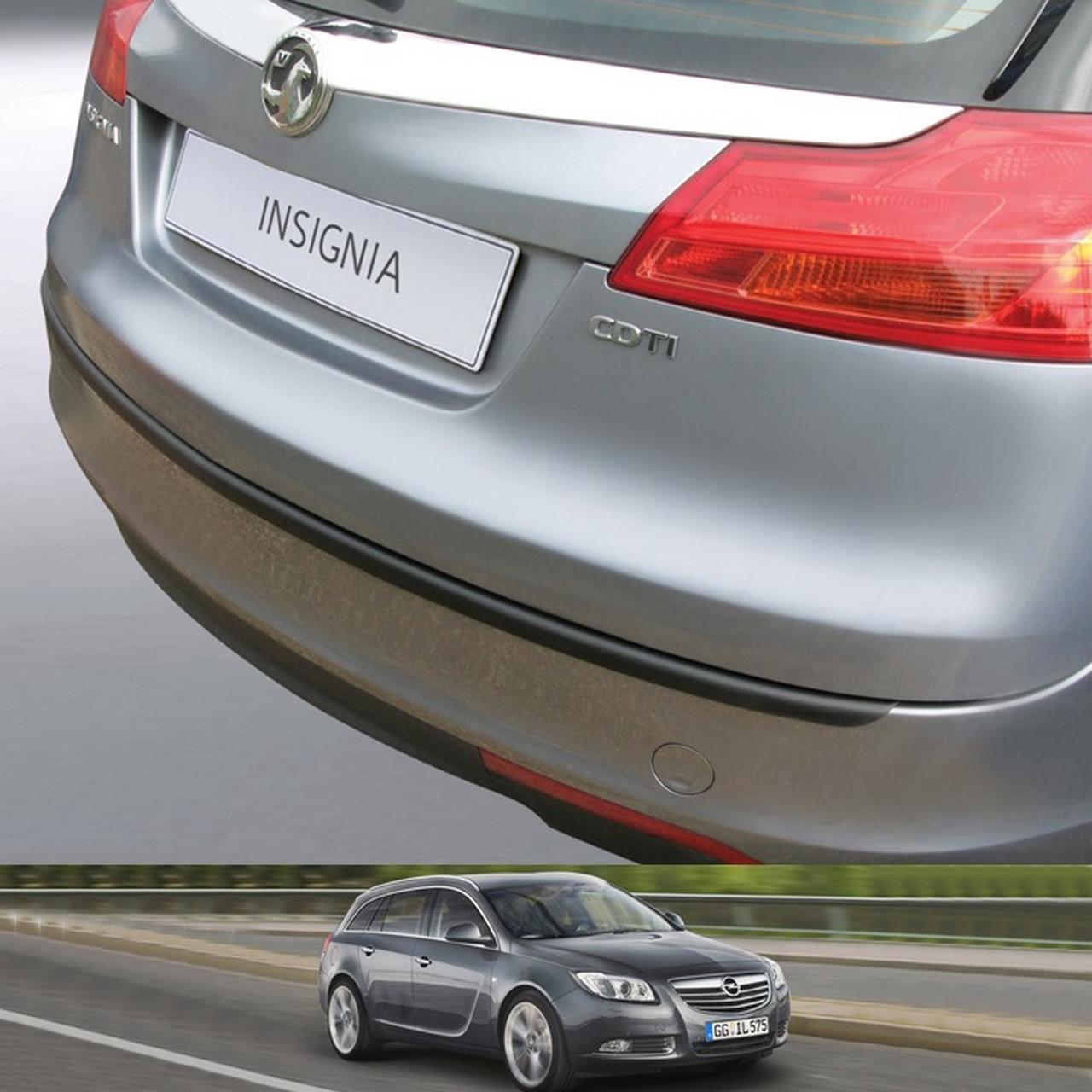 Пластикова захисна накладка на задній бампер для Opel Insignia A Sports Tourer 2008-2013
