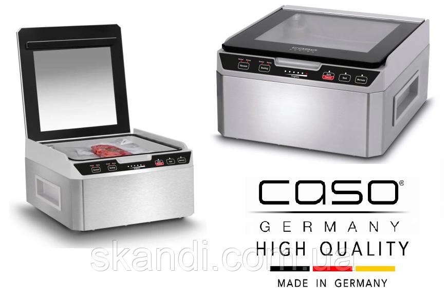 Камерный вакуумный упаковщик  CASO Professional (Оригинал) Германия 70Л\Мин
