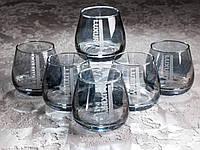 Набір склянок для віскі luxury аметист 300 мл, 6 шт., фото 1