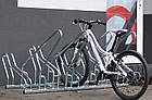 Велопарковка на 5  велосипедов Krosstech Cross Save-5 Польша, фото 5