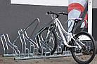 Велопарковка на 5  велосипедов Krosstech Cross Save-5 Польша, фото 4