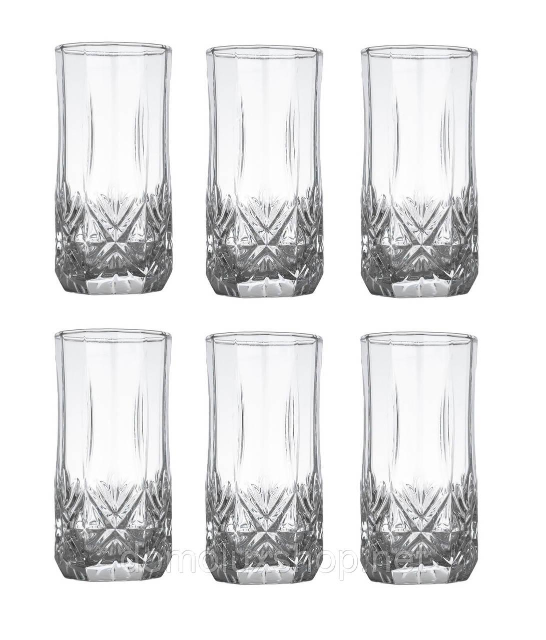 Luminarc Brighton Набор стаканов 6*310 мл (N1307)