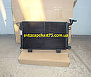 Радиатор Нива, ваз 2121, медный ,1 рядный (Производитель завод Оренбургский радиатор, Россия), фото 2