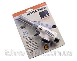 Автоматическая газовая горелка Master Torch M-962C