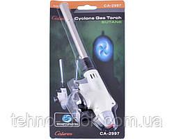 Автоматическая газовая горелка турбо Calories 2997