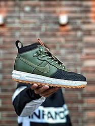 Мужские кроссовки Nike Lunar Force 1 DUCKBOOT 16  (хаки)