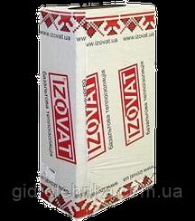Минеральная вата  Изоват 30 (1000х600х100мм)  30 кг/куб