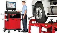 Система развал-схождения для грузовых автомобилей и автобусов PT100/DSP506T HUNTER (США)