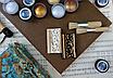 "Восковая краска-паста VINTAGE ""Turquoise Matte"", фото 3"