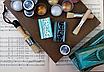 "Восковая краска-паста VINTAGE ""Turquoise Matte"", фото 4"