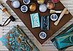 "Восковая краска-паста VINTAGE ""Turquoise Matte"", фото 9"
