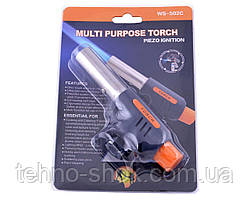 Автоматическая газовая горелка Multi Purpose Torch WS-502C