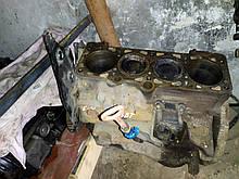 Блок цилиндров ABT 2.0i AUDI 80B4 100C4  Двигатель двигун ABT 2.0 бензин Ауди