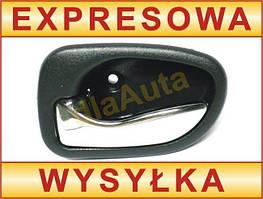Hyundai Atos 97-02 внутренняя ручка хром сторона левая, арт. DA-4797
