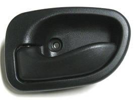 Hyundai Atos 97-02 внутренняя ручка черная передняя левая, арт. DA-417