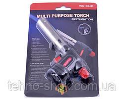 Автоматическая газовая горелка Multi Purpose Torch WS-504C