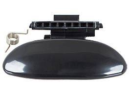 Citroen C3 02-09 ручка бардачка чорна без отвору