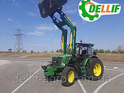 Кун на трактор Deutz-Fahr DX6.31 (дойц) - Делліф Супер Стронг 2000