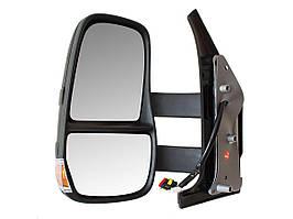 Iveco Daily 06-14 наружное зеркало электрическое длинный кронштейн левая сторонаевое, арт. DA-10929