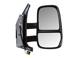Iveco Daily 06-14 наружное зеркало электрическое длинный кронштейн правая сторона, арт. DA-10928