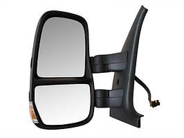 Iveco Daily 06-14 наружное зеркало электрическое короткое левое, арт. DA-10926