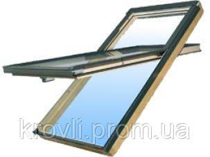 Мансардное окно Fakro FTP-V U4 55*98