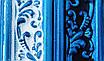 """Восковая краска-паста VINTAGE """"Dark blue pearl"""", фото 2"""