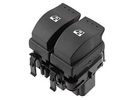 Renault Master II 98-10 панель управления стеклоподъемником 2 кнопки слева
