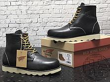 Чоловічі черевики Red Wing USA Rover 6-inch boot 8424890 Black 2951, фото 2