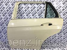 Дверь задняя левая Mercedes S212 рестайлинг A2127303505