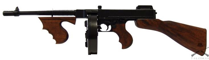 Макет Пистолет-пулемет Томпсона 1928 год США 1092. Сувенирное оружие! (DA)