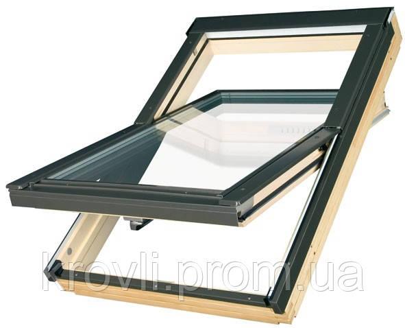 Мансардное окно Fakro FTP-V U4 66*98